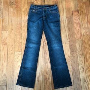 JORDACHE | Vintage Style Studded Jeans